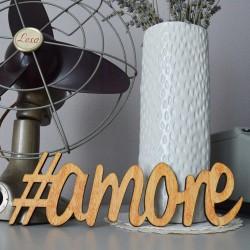 Amore - scritta decorativa