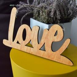 Love - scritta decorativa