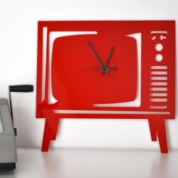 TV Acrilico Rosso