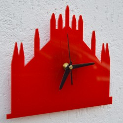 Duomo Acrilico Rosso